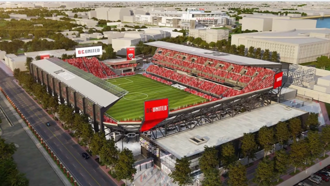 Anchor Construction gameplan for new D.C. United Stadium