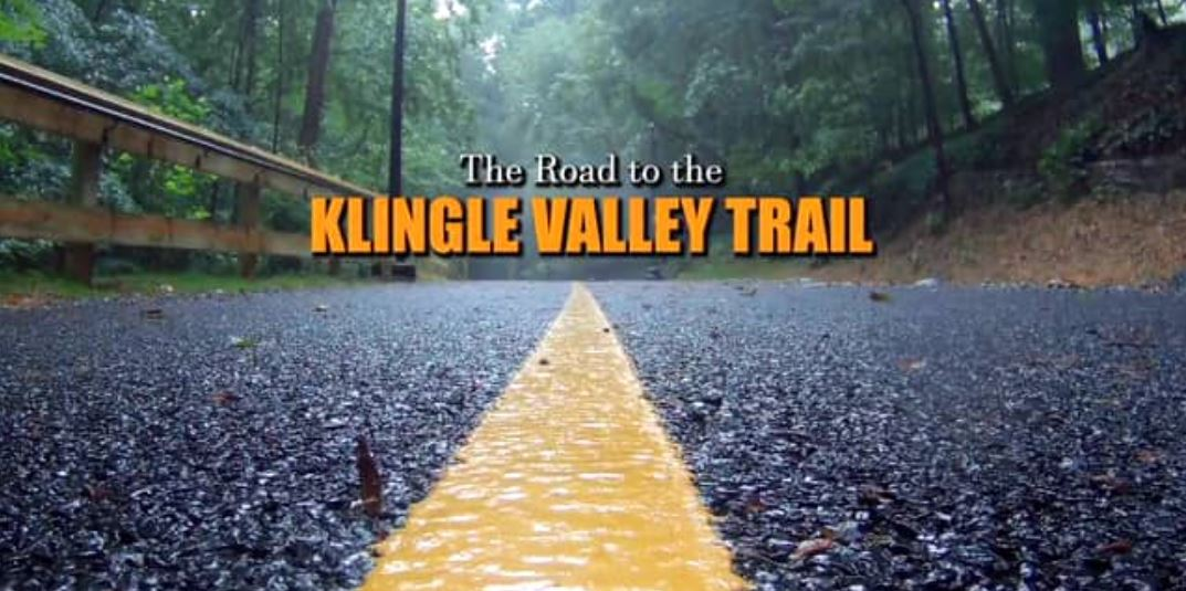 The Road To The Klingle Valley Trail