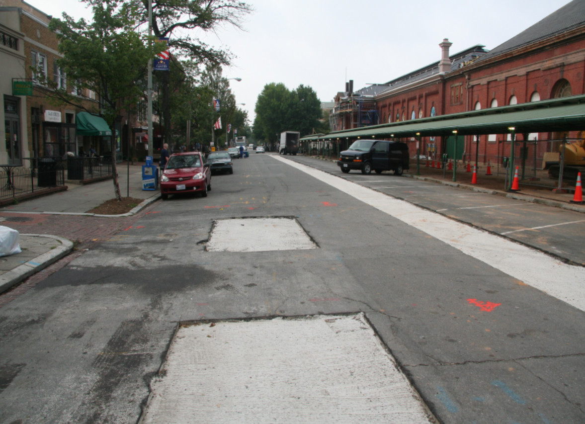 ddot 7th street rehabilitation