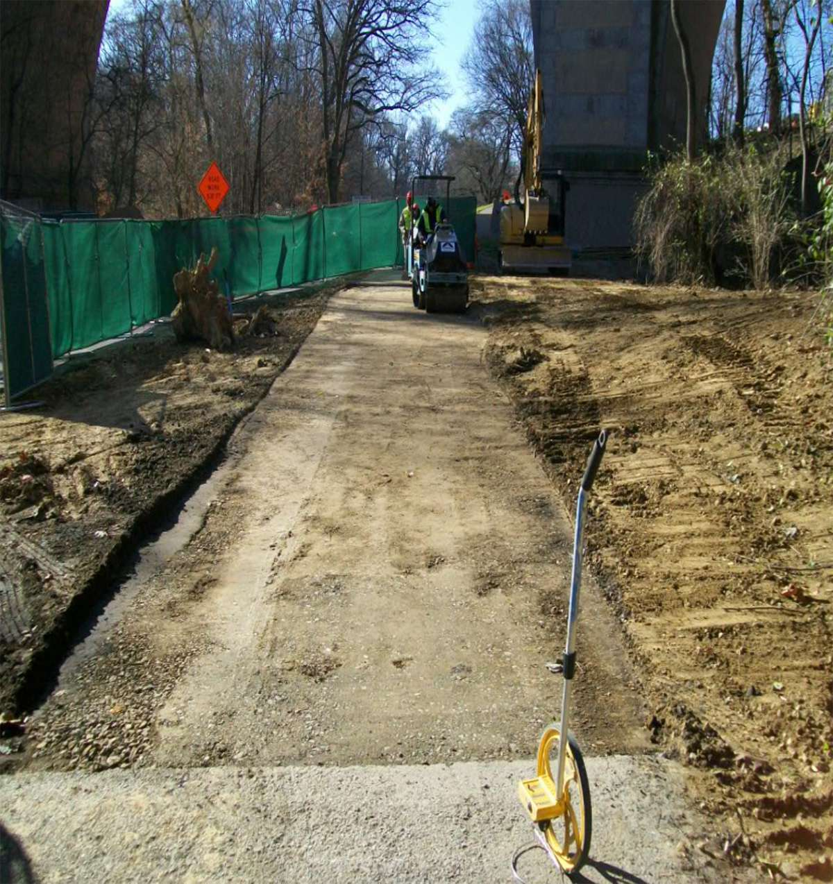 DC Water Rock Creek Park Sewer Rehabilitations and Combined Sewer Separations